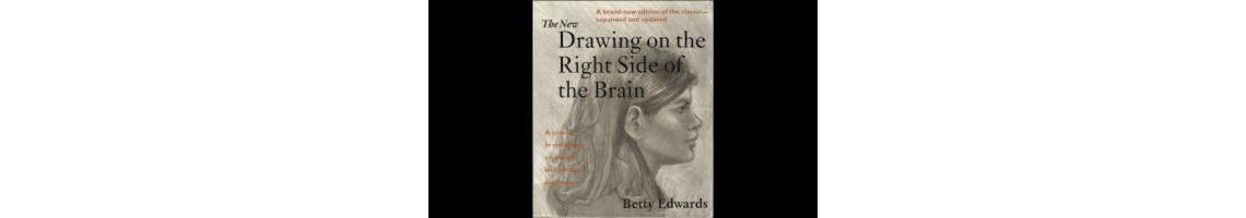 Drawing on the Right Side of the Brain (Betty Edwards, PDF)