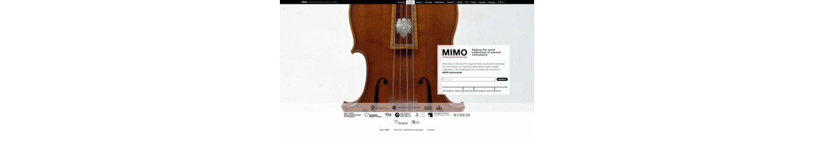 MIMO - Musical Instrument Museum Online