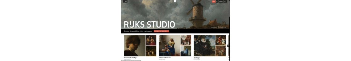 Rijksmuseum (Visita Virtual)