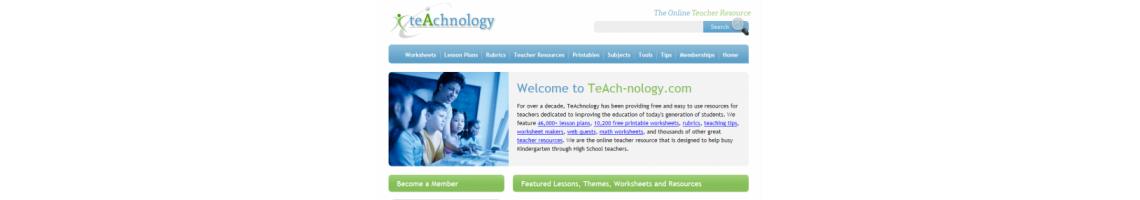 Imagem The Online Teacher Resource
