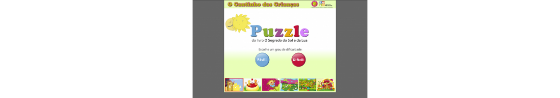 O Segredo do Sol e da Lua (Puzzle)