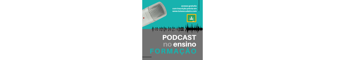 CURSO PODCAST NO ENSINO